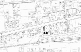【地図】相内町 売土地