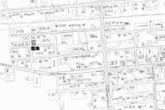 【地図】訓子府町若富町 売土地