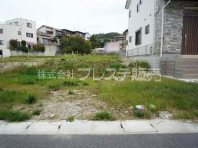【外観】生駒市辻町の売地 全9区画