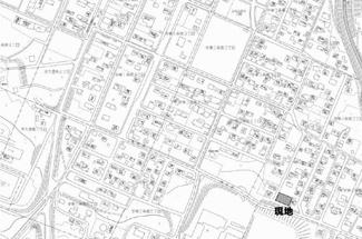 【地図】美幌町字東四条南4丁目 売土地