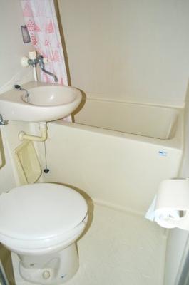【浴室】ブリッヂ金子