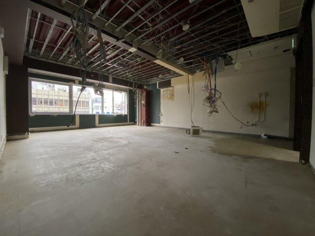 同タイプ別階室内の画像ですが募集中の8階も引渡時はスケルトンになりますので参考画像としてご覧下さい。