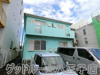 グレース大和田の外観 お部屋探しはグッドルームへ