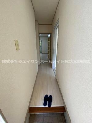【玄関】ハイツ小山台
