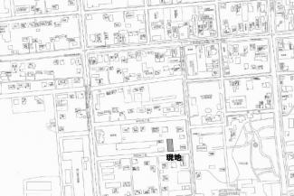 【地図】訓子府町栄町 売土地
