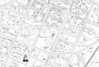 【地図】大空町女満別西四条3丁目 売土地