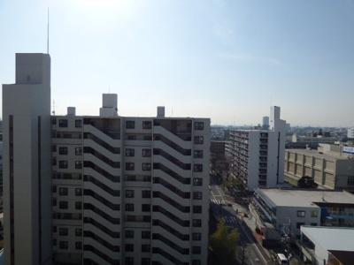 【展望】南茨木駅前ハイタウンK棟