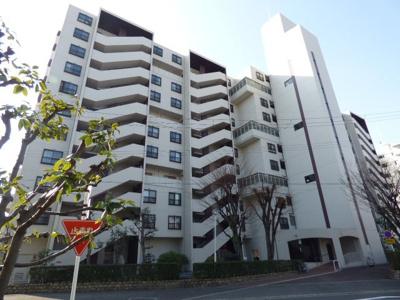 【外観】南茨木駅前ハイタウンK棟