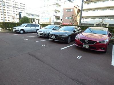 【駐車場】南茨木駅前ハイタウンK棟