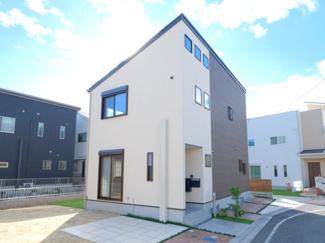 【外観】野洲市冨波乙 34号地 新築戸建