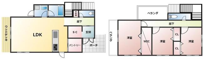 うるま市高江洲 新築戸建て住宅