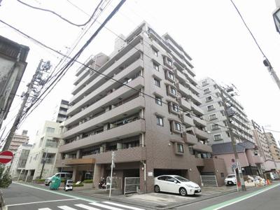 7-8階最上階のメゾネット住戸。上階からの生活音が無く戸建感覚を味わえます。 収納豊富のためお部屋を広く使う事が出来ます♪
