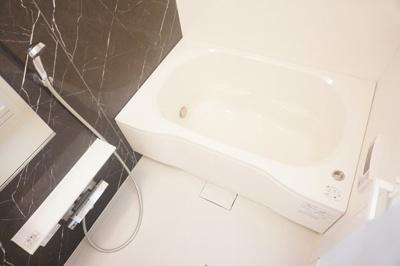 【浴室】フェリシエ安堂寺町