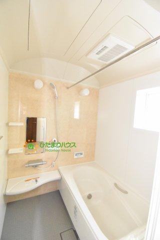 【浴室】鴻巣市宮前 新築一戸建て リナージュ03