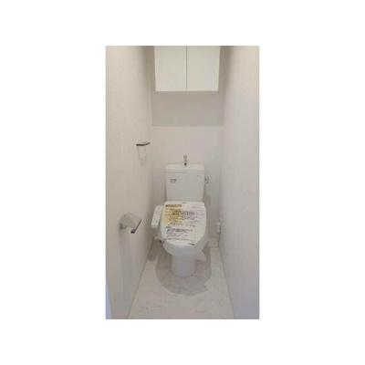 【トイレ】リヴシティ恵比寿