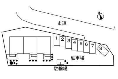 【区画図】ガーデンヒルズ