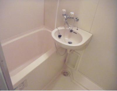 【浴室】中目黒ドーム