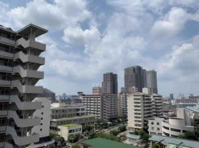 【展望】東京フロンティアシティアーバンフォートウエストブロック