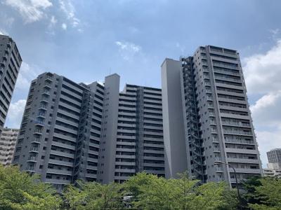 【外観】東京フロンティアシティアーバンフォートウエストブロック