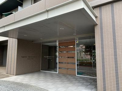 【エントランス】東京フロンティアシティアーバンフォートウエストブロック