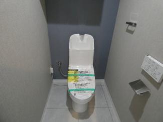 ダイアパレス幡ヶ谷 トイレ新規設置