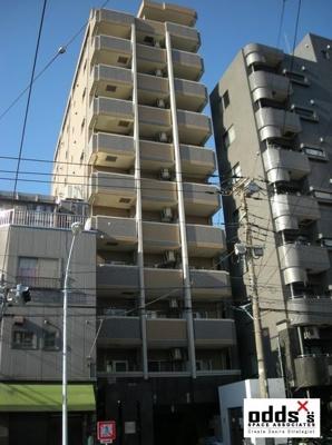 【外観】ヴィータローザシーキューレジデンス南千住