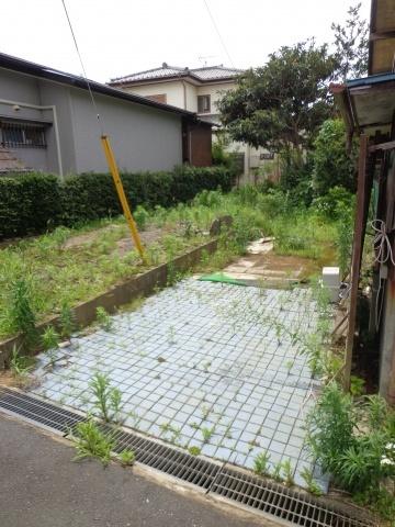 【駐車場】花澤荘