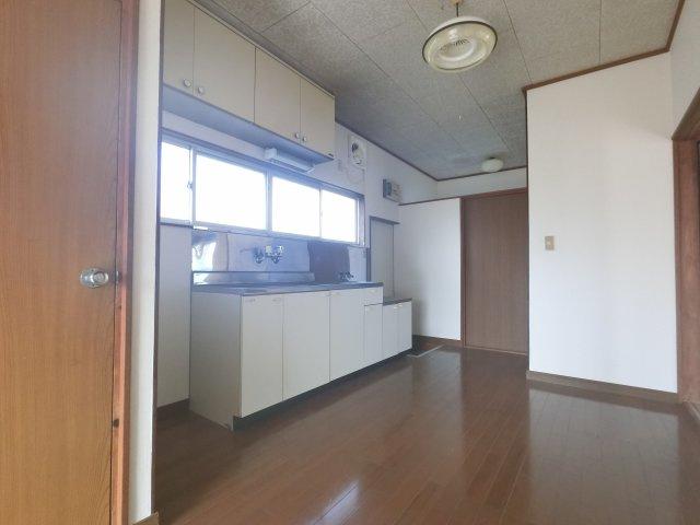 【キッチン】花澤荘