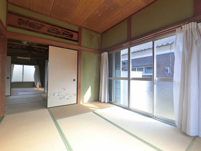 【寝室】花澤荘