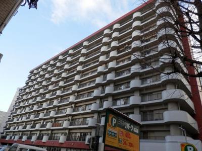 【外観】チサンマンション祇園