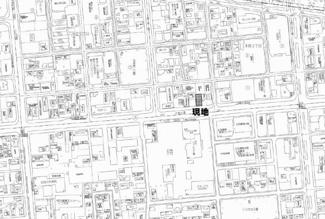 【地図】本町4丁目 売土地