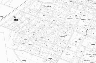 【地図】大空町女満別西四条1丁目 売土地