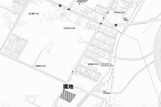 【地図】常呂町字土佐 売土地