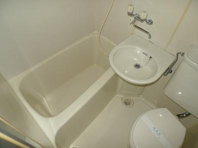 【浴室】ラッキープラザ中野