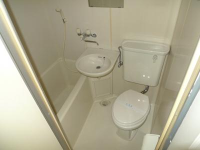 【トイレ】ラッキープラザ中野