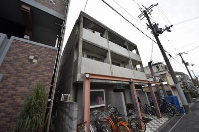 【外観】コルナス八戸ノ里