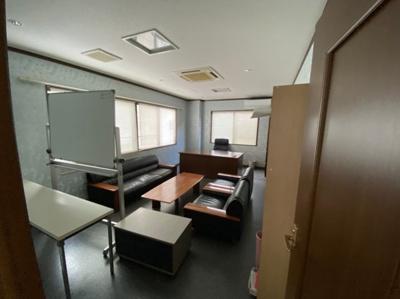 【内装】鳳中町 3階建店舗事務所 駐車7台可! 約72坪 東羽衣駅から12分