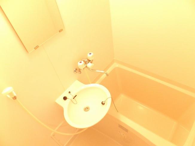 【浴室】レオパレス新潟中央
