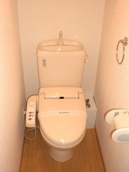 【トイレ】レオパレス新潟中央