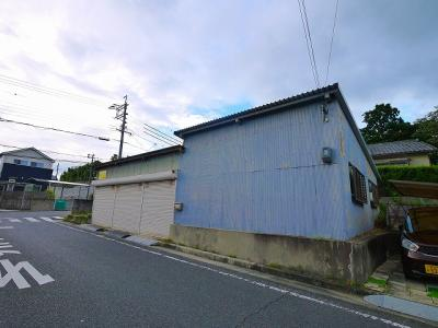 【展望】七条シャッターガレージ