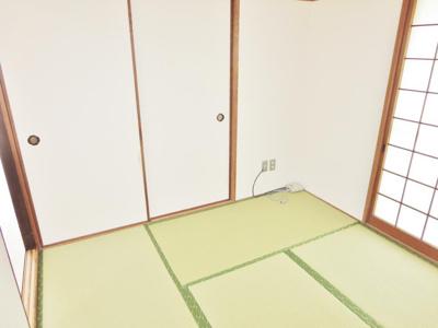 【寝室】スカイハイツ玉手