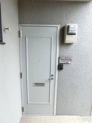 【玄関】プランドール箕面