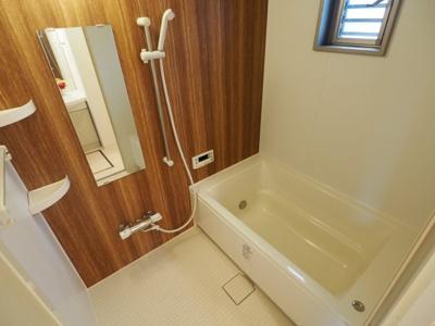 【浴室】ルネスリベルタ甲南山手