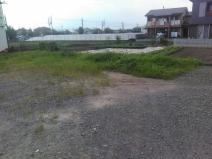 前橋市朝倉町売地の画像
