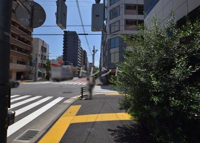 【周辺】ヴェルステージ秋葉原Ⅱ