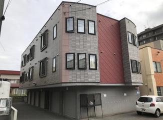 【外観】《高稼働!2004年築》札幌市北区北二十七条西5丁目一棟アパート