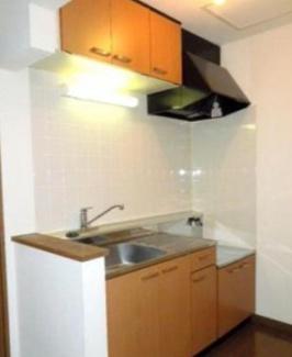 【キッチン】《高稼働!2004年築》札幌市北区北二十七条西5丁目一棟アパート