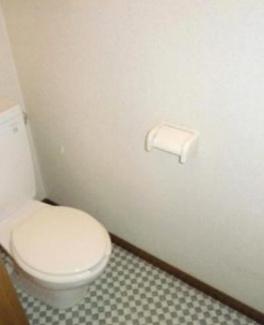 【トイレ】《高稼働!2004年築》札幌市北区北二十七条西5丁目一棟アパート