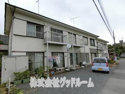 横川コーポの外観 お部屋探しはグッドルームへ