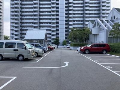 【駐車場】サンディパークス1番館